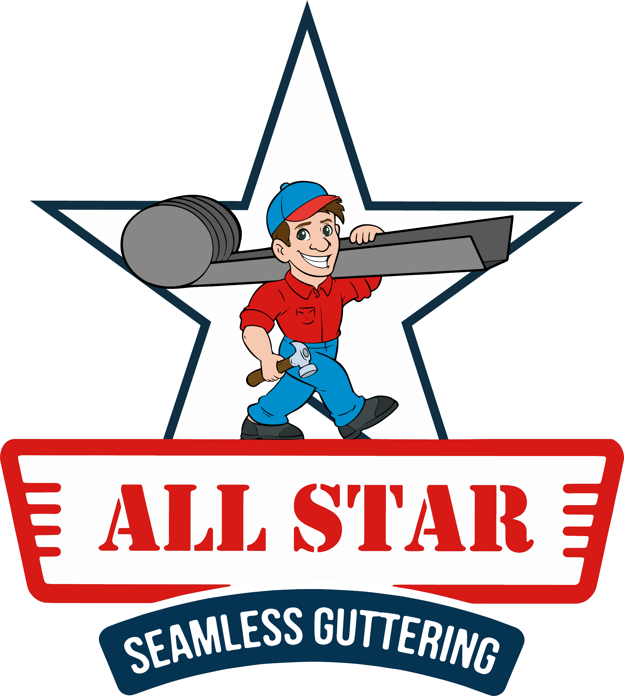 All Star Seamless Guttering